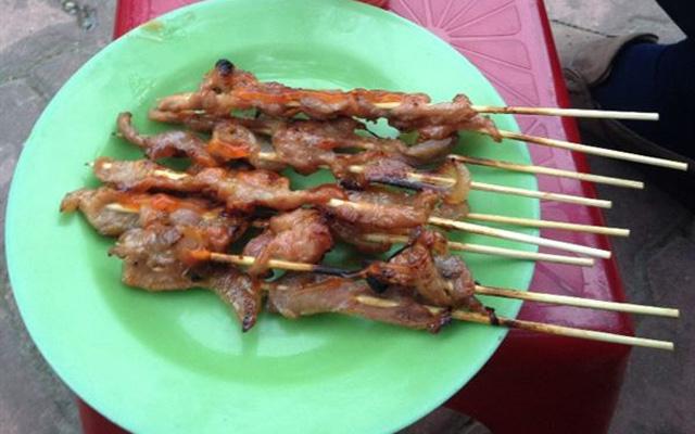 Thịt Xiên Nướng - Phạm Ngũ Lão