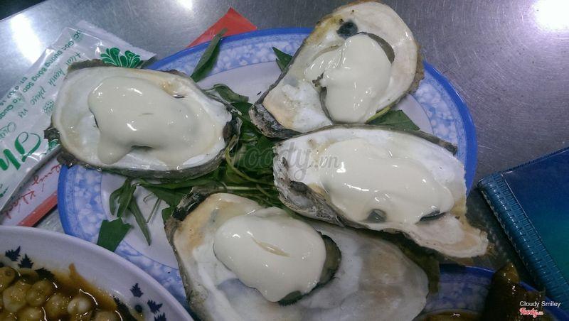 Hào phô mai 35k/con