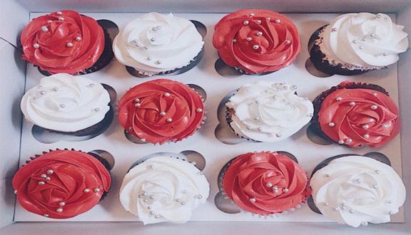 Cupcake Ông Mập