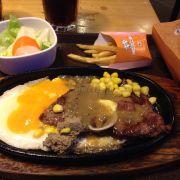 Beefsteak 150gr, khoảng 100k, ăn rất được so với giá nè