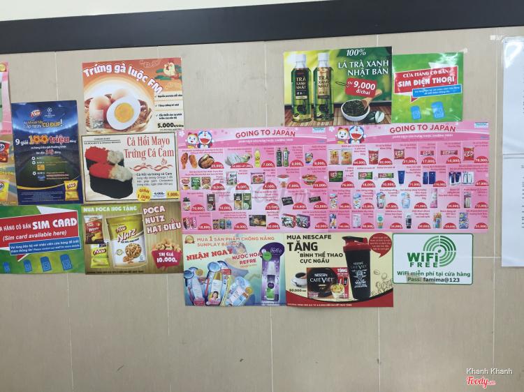 FamilyMart - Bùi Thị Xuân ở TP. HCM