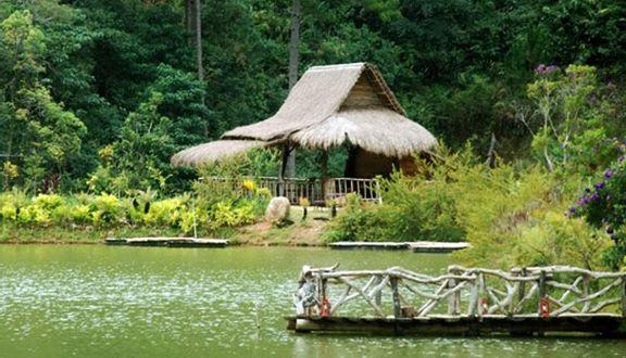 Khu Du Lịch Sinh Thái Làng Cù Lần