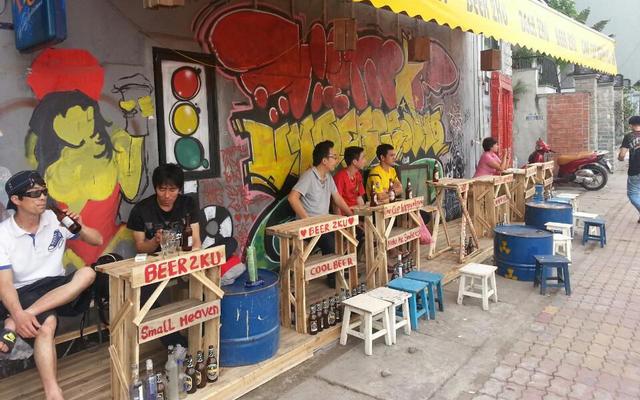 Beer 2KU - Đường Ven Hồ