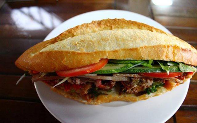 Bánh Mì Nướng Lạng Sơn - Trần Cao Vân