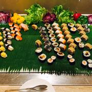 Sushi, sashimi các loại