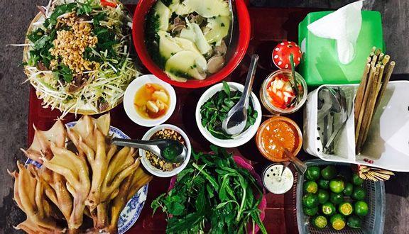 Bún Ngan Vân Béo - Thái Hà