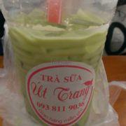 Trà sữa thái xanh 15k/1 ly