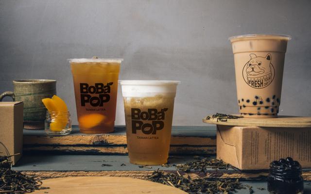 Trà Sữa Bobapop - Trần Quốc Hoàn