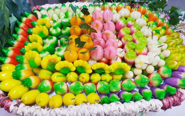 Châu Sài Gòn - Bánh Trái Cây Đậu Xanh