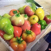 Bánh trái cây đậu xanh