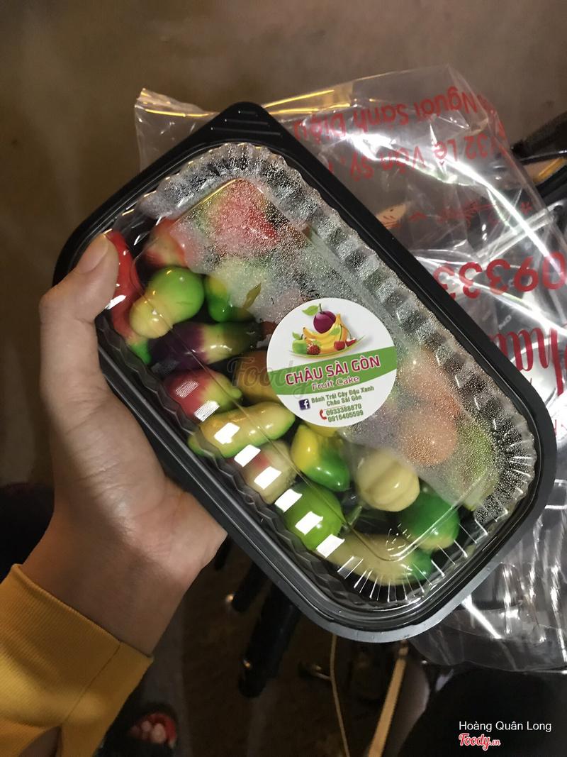 Châu Sài Gòn - Bánh Trái Cây Đậu Xanh ở Quận 3, TP. HCM   Foody.vn