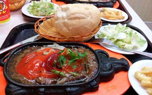 Beefsteak Only - Lê Trọng Tấn
