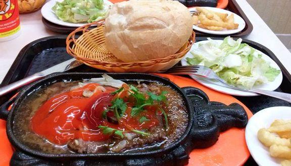 Beefsteak Only - Bà Hom