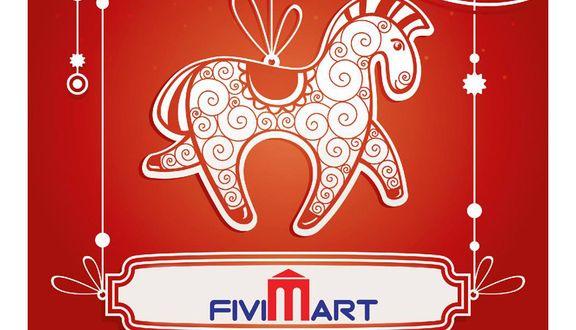 Siêu Thị Fivimart - Lý Thái Tổ
