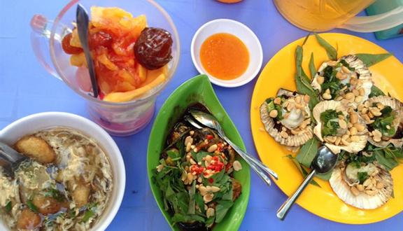 Ăn Vặt Ba Tròn - Phan Xích Long