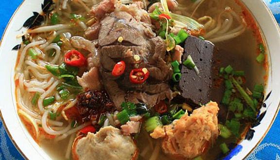 Bún Bò Huế Oanh Béo - Tân Mai