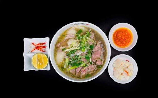 Phở Huy Chuyên Bò - Tân Mai