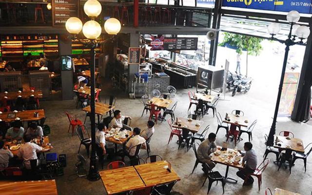 City Beer Station - Đường Láng