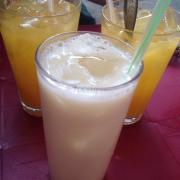 Sữa đậu nành + Chanh dây