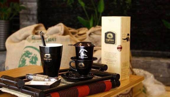 Trung Nguyên Coffee - Lê Hồng Phong