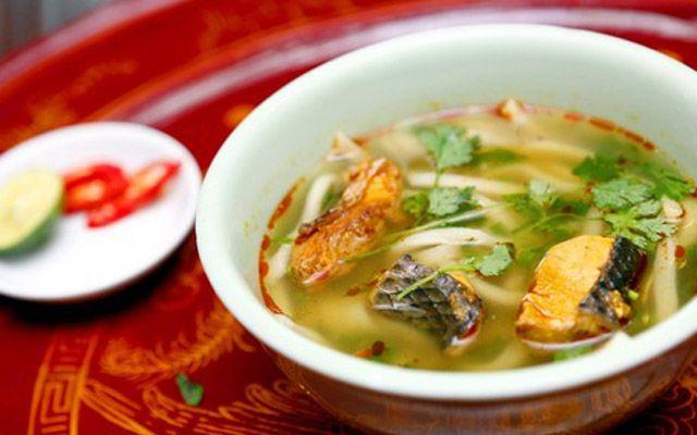 Bánh Canh Cá Lóc - Phan Đăng Lưu