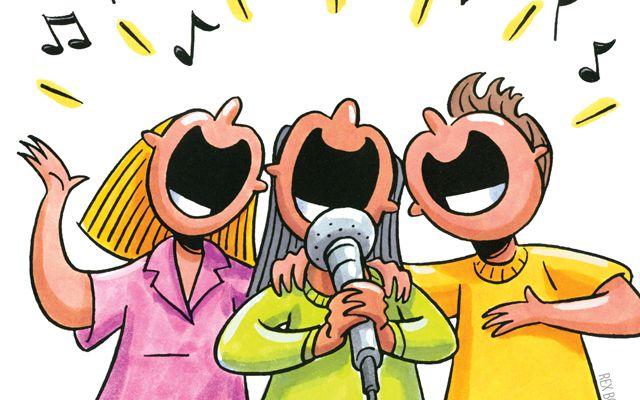 Karaoke V-Music