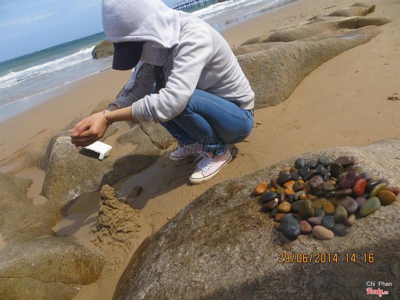 Nghịch cát tí...