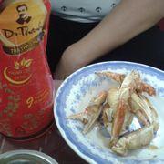 Càng ghẹ rang muối ớt #drthanhmonquasuckhoe