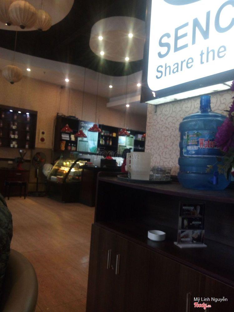 Sen Cafe - Vũ Trọng Phụng ở Hà Nội