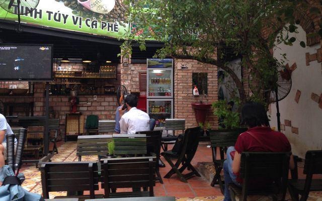 Xưa Cafe - Hoa Mai