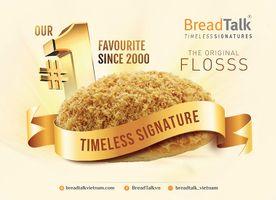 BreadTalk - Crescent Mall