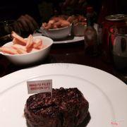 Wagyu filet steak