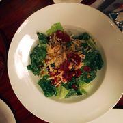 Caesar salad ít dressing :?