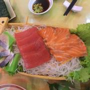 Mix sashimi 320k