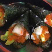 Temaki sushi 45-50k tuỳ loại