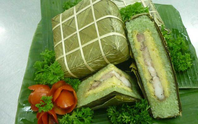 Tiệm Bánh Chưng Kim Oanh - Trường Thi