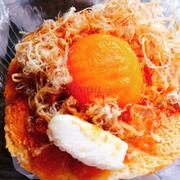 Bánh bông lan trứng muối ngon