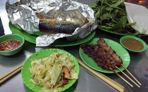 Cá nục ngon Đà Thành
