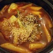 Bánh gạo cay tokbokki