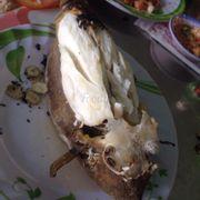 Cá bì hòm sau khi bị lột vỏ