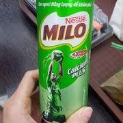 Milo lon 240ml (15k)