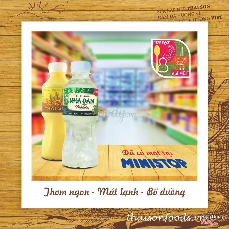 Sữa Bắp Thái Sơn