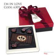 Quà tặng 20/10: Mua 1 tặng 1 I'm in Love chocolate
