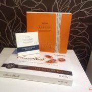 Quà tặng 20/10: Mua Longway together tặng Seashell chocolate + 1 thanh Amazing Chocolate