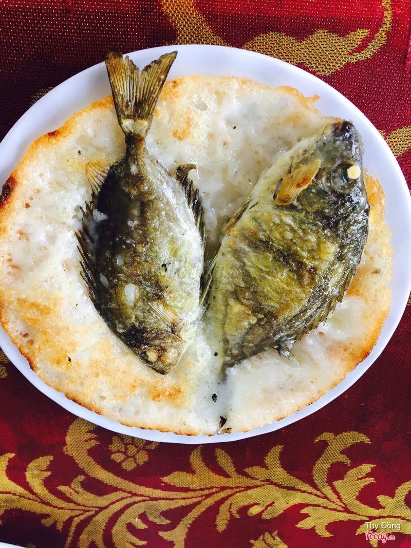 Bánh xèo cá kình