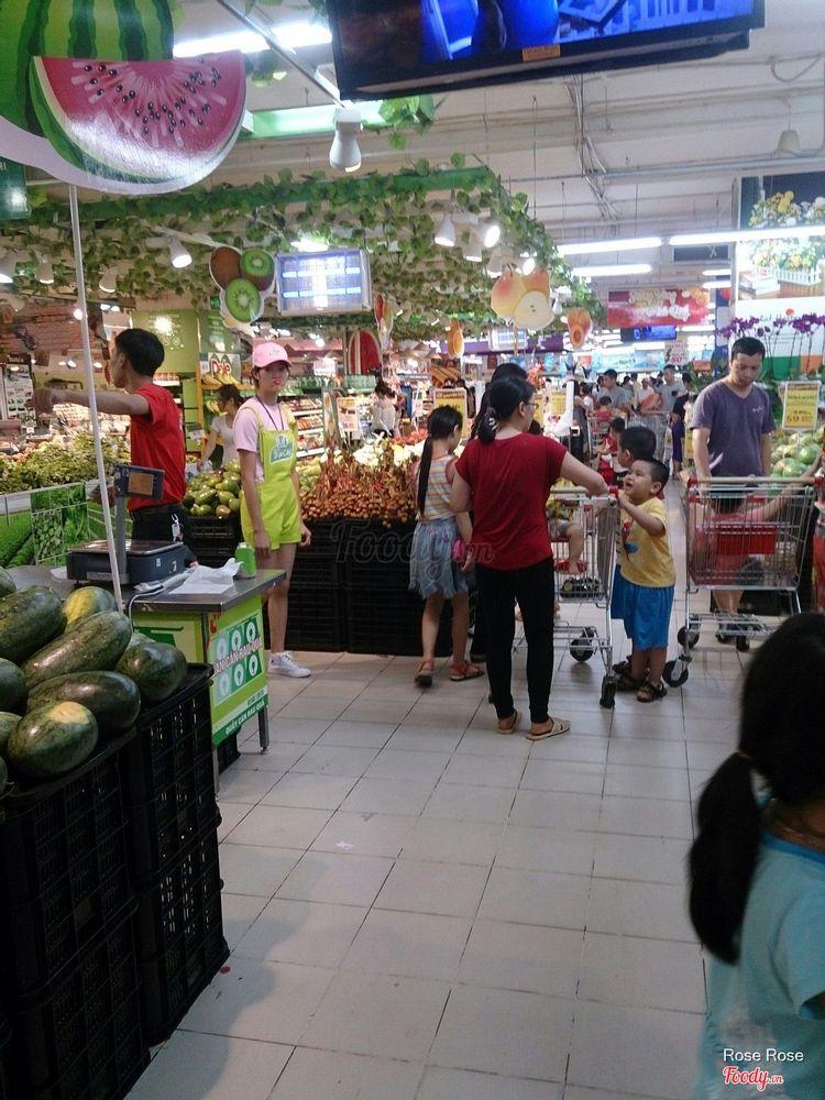 Big C - The Garden ở Hà Nội