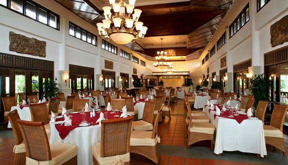 Terrace Cafe - Palm Garden Resort