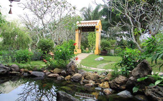 Palm Salon & Spa - Palm Garden Resort