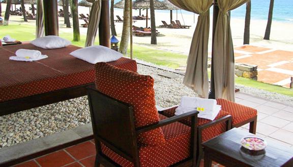 The Palm Spa Pavillion - Palm Garden Resort