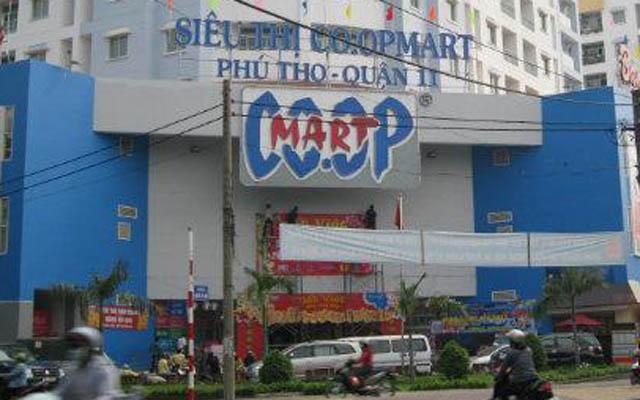 Siêu Thị Co.opMart - Phú Thọ